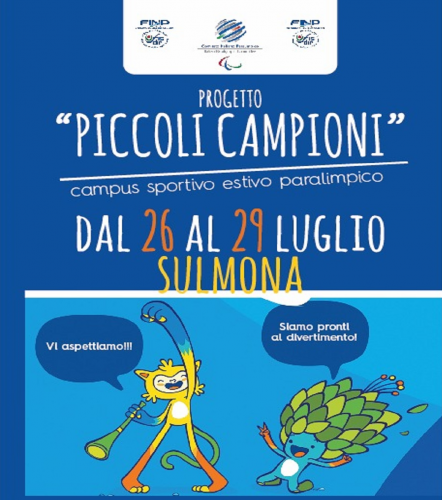 Campus paralimpico 2018